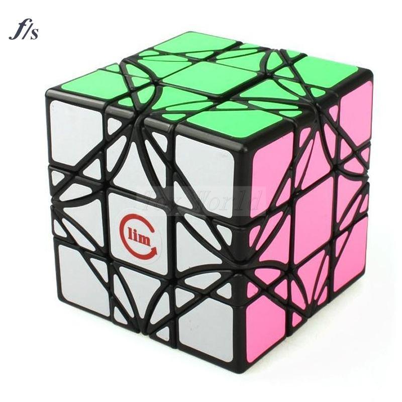 Funs LimCube 3x3x3 Irregular Brain Teaser Magic Cube Speed Puzzle Cubes Educational Cubo magico kub Juguetes gift(China (Mainland))