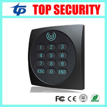 Buy Free zk access control card reader weigand34 MF card IC card reader IP64 waterproof smart card reader keypad KR602 for $21.85 in AliExpress store