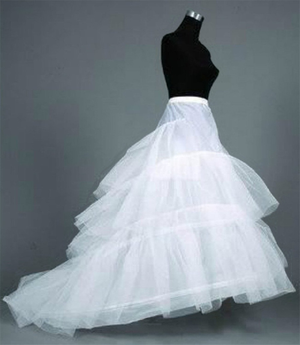 Buy cheapeat a line princess layered for Tulle petticoat for wedding dress