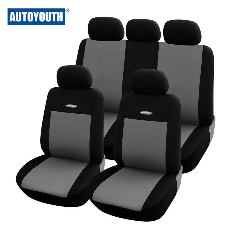High Quality Car Seat Covers Universal Fit Polyester 3MM