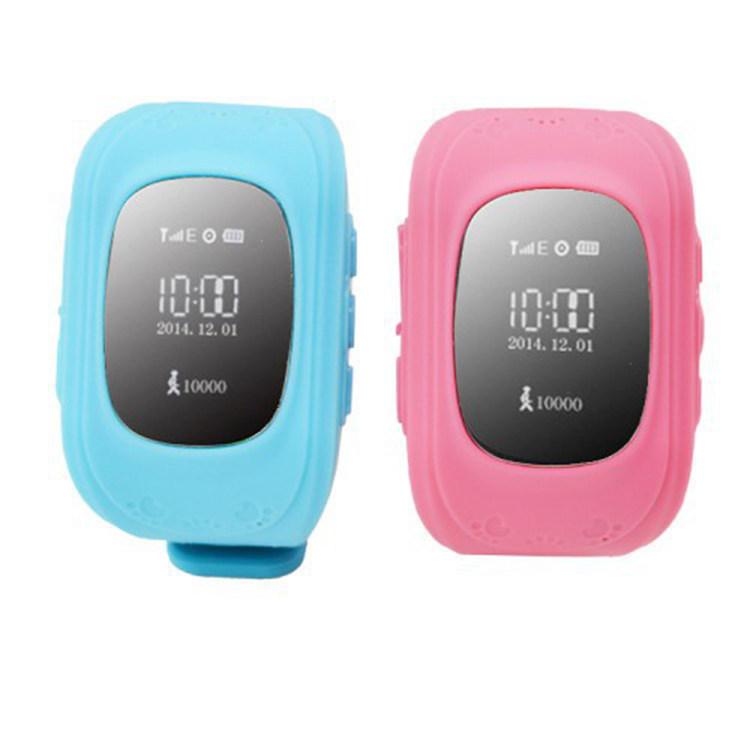 Children's Smart Watch Kid Boy Girl Safe Wristwatch W5 GSM GPS Locator Tracker Smartwatch Child Guard Parent Remote Monitor(China (Mainland))