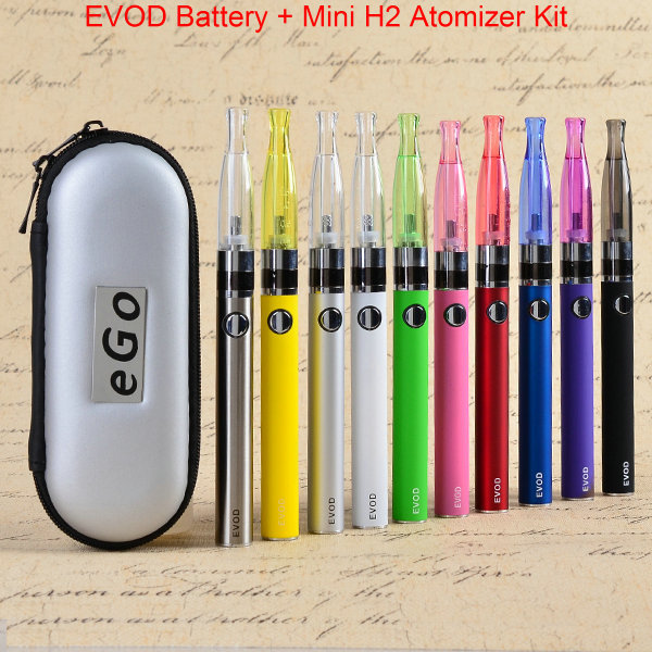 1100mAh EVOD 1,5 /gs H2 E evod mini h2 kit
