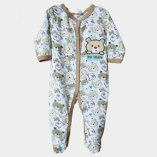 New Brand Baby Clothes Newborn Baby Boy Girl Footed Romper Animal Baby Rompers Cotton Sleep Play