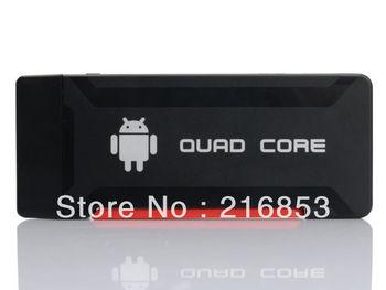 RK3188 Quad Core Android 4.2 TV Stick Smart 2G RAM DDR3 8GB ROM Built-in Bluetooth MINI PC