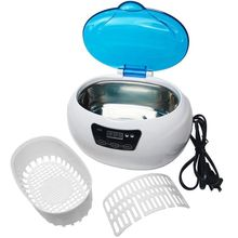 Nail tools sterilizer - 600ML Ultrasonic Cleaner for Metal Tool, Watch Salon Beauty Equipment(China (Mainland))