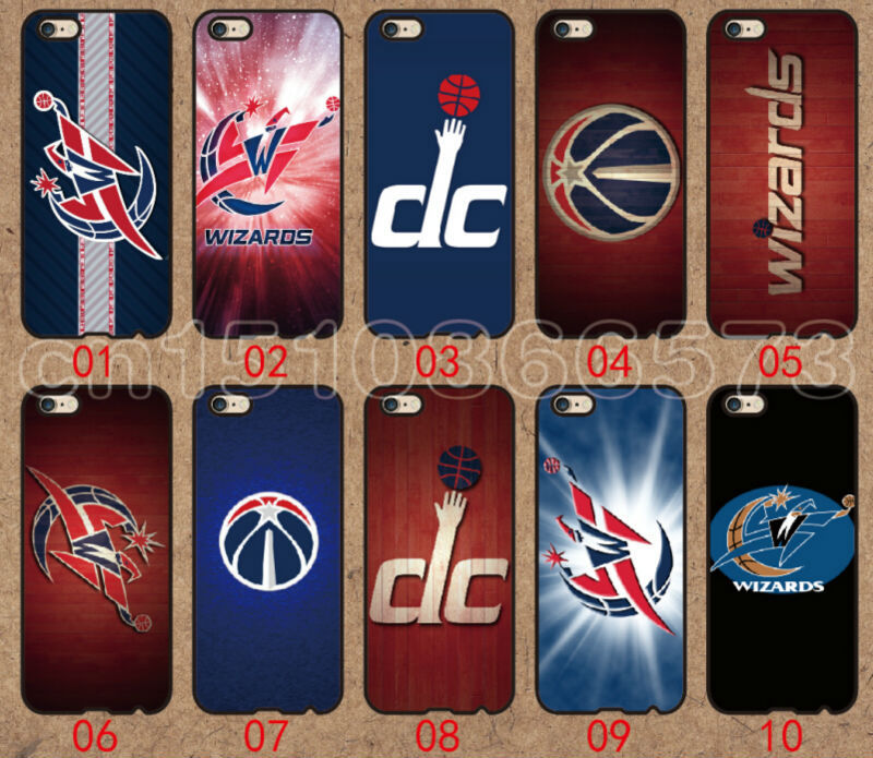 Hot for sale!new arrival Washington Wizards hard back cover for iphone 6 4.7 inch 10PCS/lot +Free shipping in stock(China (Mainland))
