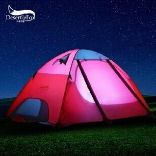 Folding Hiking Camping Tents For Tourism Hunting Double 2 Person camping tent Tourist  Bedroom Chinese Trekking Waterproof Tent<br><br>Aliexpress