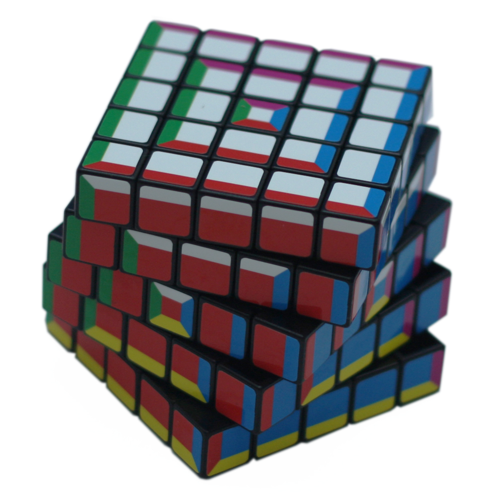 [Speed Demon Cube Store] Eastsheen Super 5X5 Cube - A5S toys magic Cube Puzzle