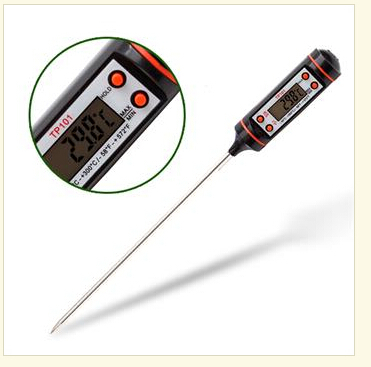 Digital Kitchen Probe Thermometer LCD Display BBQ Tools Food Meat Steak Cooking(China (Mainland))