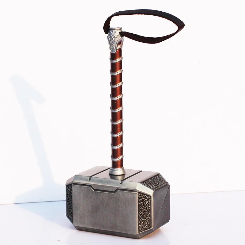 Как сделать молот тора фото
