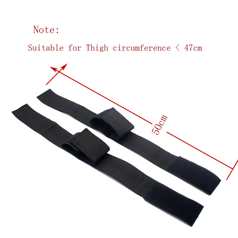 Bondage restraints sex products Wrist Cuffs to Thigh Bondage Kit Set Adult Games Restraints Kit for