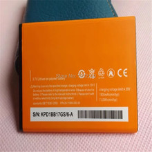 100% new all original battery Elephone G6 Battery capacity 2200mAh Standby time is long Elephone G6 Mobile Accessories