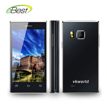 Vkworld T2 Flip 3G Mobile smart cell Phone Android 5.1 MTK6580 Quad Core 1GB RAM 8GB ROM 13.0MP 4.0 inch 2050mAh business style(China (Mainland))