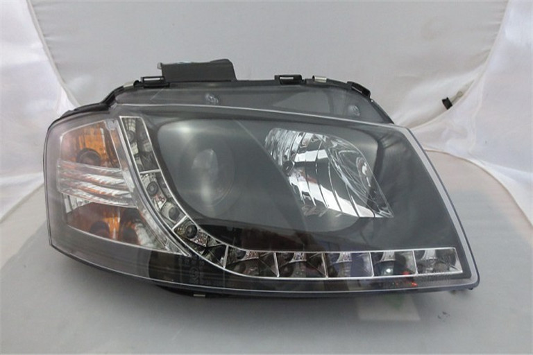 For Audi A3 LED Head Light 2003-2008 year(China (Mainland))