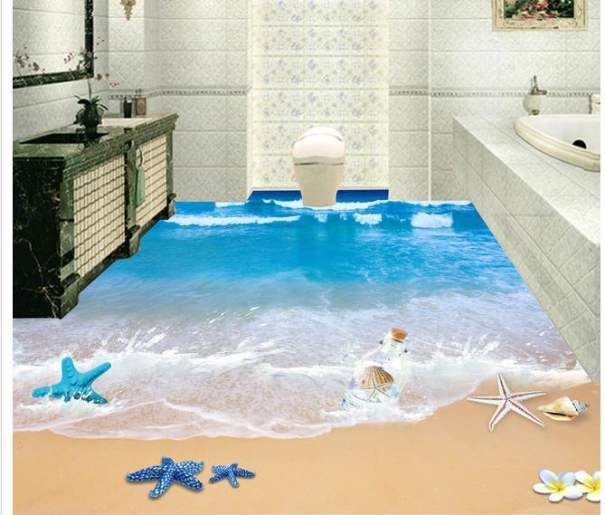 Pvc Boden Badezimmer Muster