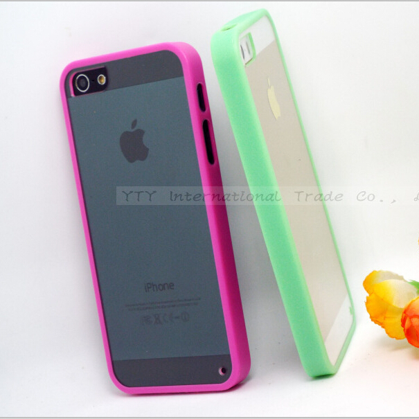 5/5S SE 4'' Transparent Cases Cover For Apple iPhone 5 SE iPhone 5S Case For iPhone5S iPhone SE Phone Shell 2016 Newest(China (Mainland))