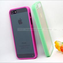 SRRRF: Transparent Cases Cover For Apple iPhone 5 iPhone 5S Case For iPhone5S iPhone5 Phone Shell PRJJ UI9JJ PQR99 KAHH UR888 KK