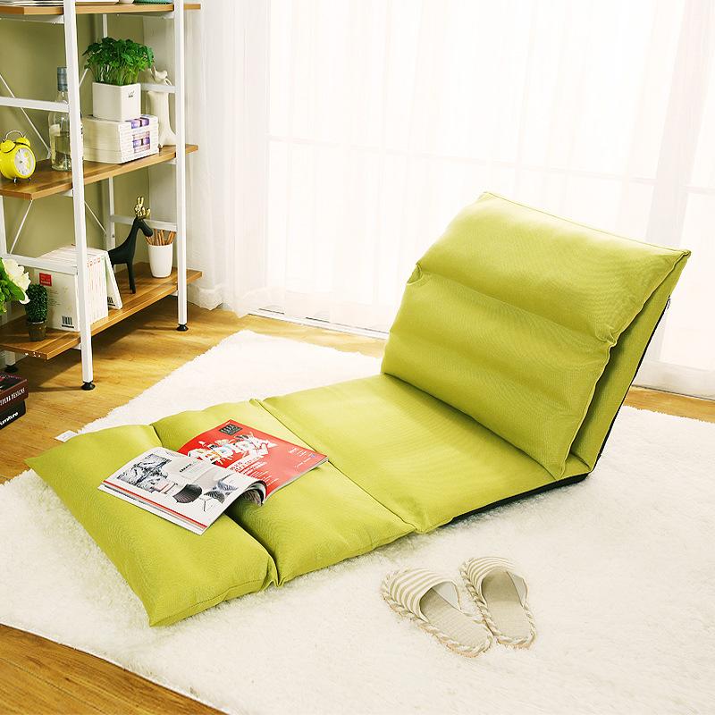 Lazy sofa single folding Bedroom Sofa Chair tatami simple modern living room furniture creative activities(China (Mainland))