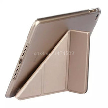 High Quality Transformers PU Leather Stand Case Cover for iPad Pro 12.9″  Tablet Stand Shell Case for iPad Pro+stylus