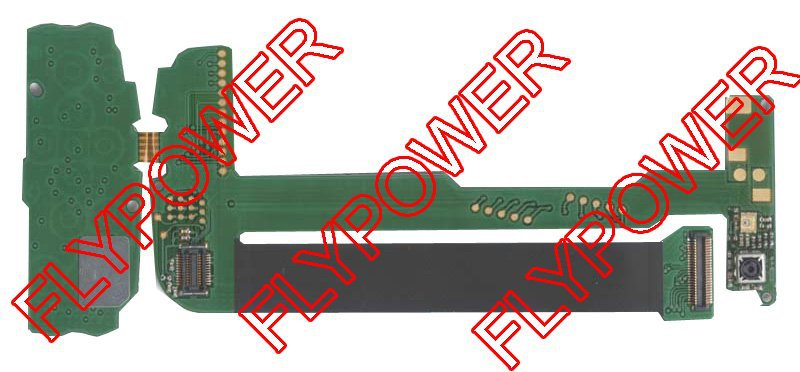 For Nokia N95 8GB flex cable with real Camera by free shipping; LT Brand; 100% warranty(China (Mainland))