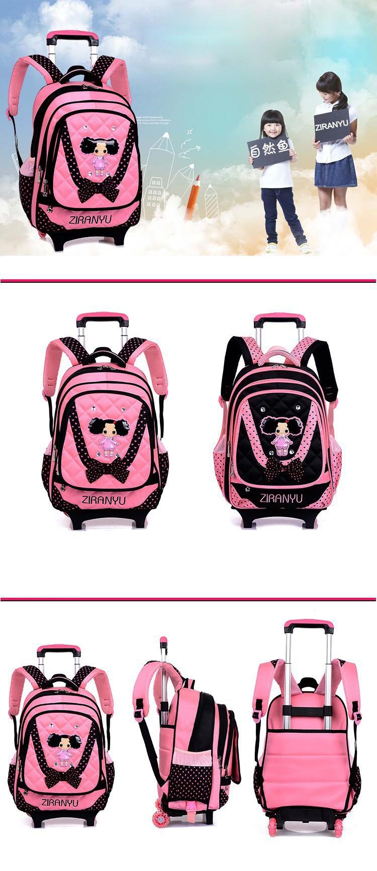 kids-wheeled-school-backpack-children-school-trolley-backpack-carton-pattern-rolling-luggage-kids-detachable-and-orthopedic-1
