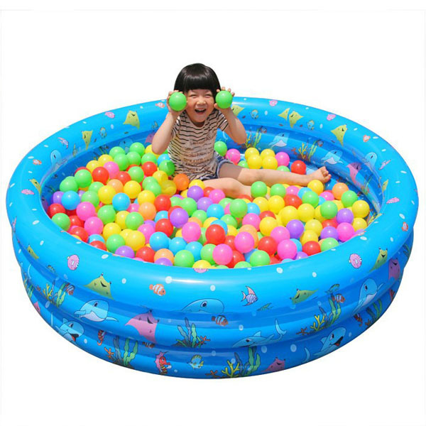 2015 Real Sale Inflatable Pools For Adults Shipping Intex Baby Inflatable Swimming Pool Bathtub Child Paddling Round 3 Color(China (Mainland))