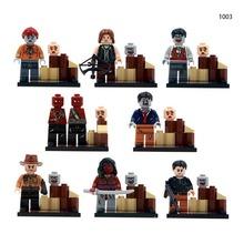 shen yuan figures New marvel super hero Star wars TMNT city Minifigures Building Blocks Figures toys(China (Mainland))