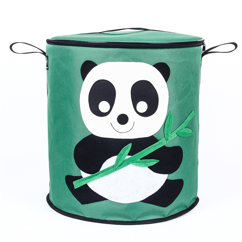 XXXL 72L Panda Clothing Toy Storage Boxes Oxford Cloth and EPE Children's Toy Books Sundries Organizer Toys Storage Bins U0026(China (Mainland))