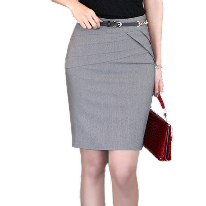 2015 midi skirts autumn career formal