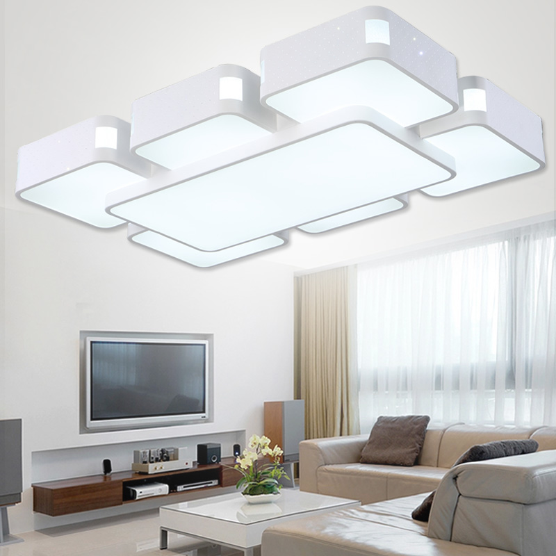 Surface mounted modern led ceiling lights for living room bedroom lamparas de techo colgante led ceiling lamp fixture luminaire<br><br>Aliexpress