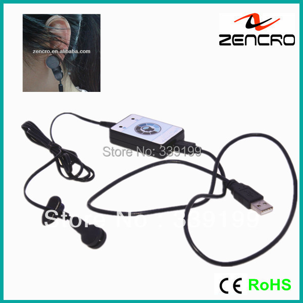 Cute high precise clip ear heart rate monitor(China (Mainland))