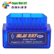 2016 Quality a++ V1.5 Super Mini Bluetooth ELM327 OBD2 DiagnosticTool obd obd2 Scanner Elm 327obd Scanner Works ON Android(China (Mainland))