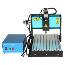 Free DHL Shipping JFT CNC3020 engraving carving machine USB port 300W 3 Axis Area 300mm x 200mm(China (Mainland))