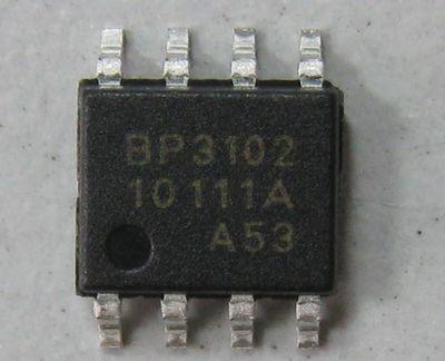Free shipping new original BP3102 integrated circuit SOP-8 LED driver IC(China (Mainland))