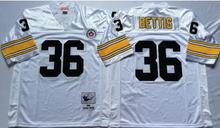 Pittsburgh Steeler Terry Bradshaw Rocky Bleier LeVeon Bell Franco Harris Jerome Bettis Throwback for mens camouflage(China (Mainland))