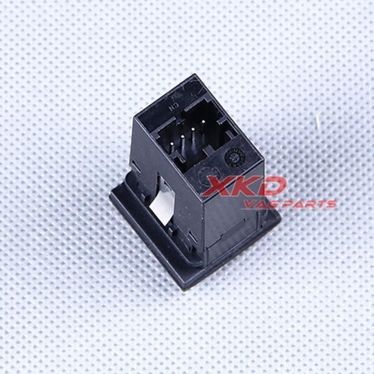 Aux in разъем и кабель для VW Jetta MK5 кролика Scirocco гольф GTI MK5 MK6 RNS510 RCD510 5KD 035 726
