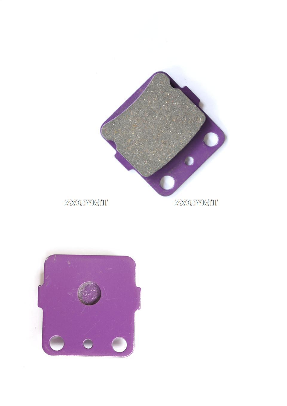 Brake Pads fit HONDA TRX 420 FM7/FM8/FM9/FMA 4WD Fourtrax 07-10 Front 1Pair (2Pads)(China (Mainland))