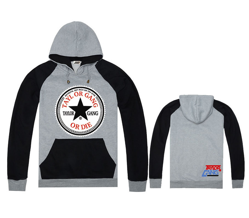 Мужская толстовка Taylor Gang or die $$ USD money Hoodies 8 hoody