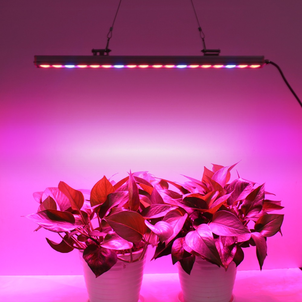 5pcs/lot waterproof 54W led grow bar/strip led grow lamp/light hydroponic lighting indoor grow tent Plant seed growth and bloom(China (Mainland))