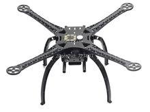1set S500 500mm Glass Fiber 4 Axis Qudcopter Frame High Landing Gear For DJI F450 Upgrade Version FPV Qudcopter Frame(China (Mainland))