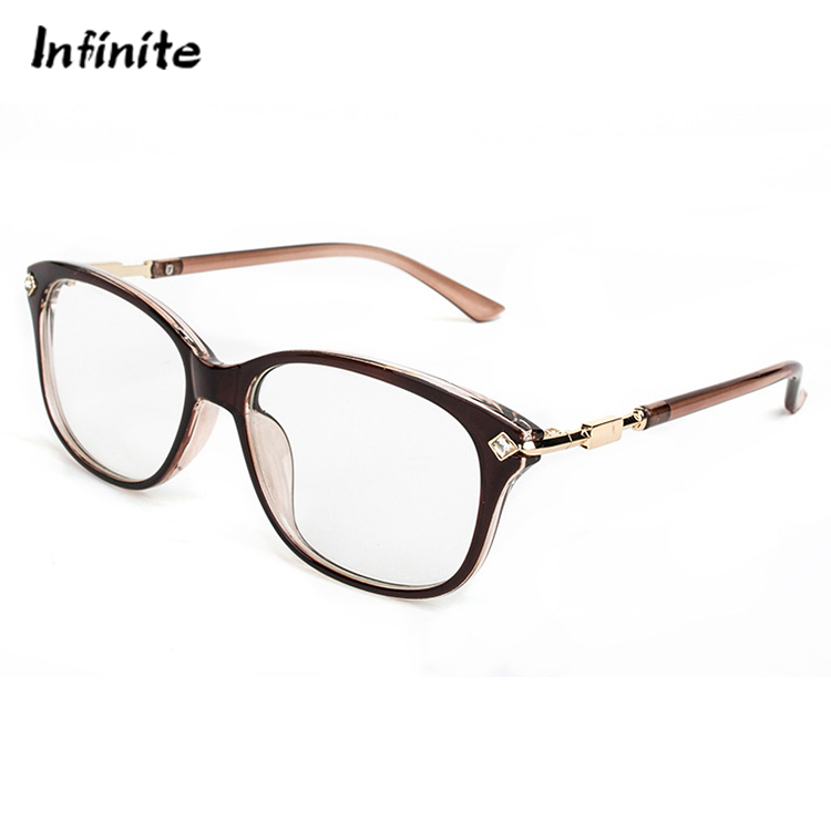 Eyeglasses Frames Luxury : Brand Luxury glasses Super oculos de grau Fashion frames ...