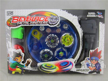 New 4pcs/set Constellation Beyblade Arena Spinning Top Metal Fight Beyblade Metal Fusion Children Gifts Toys(China (Mainland))