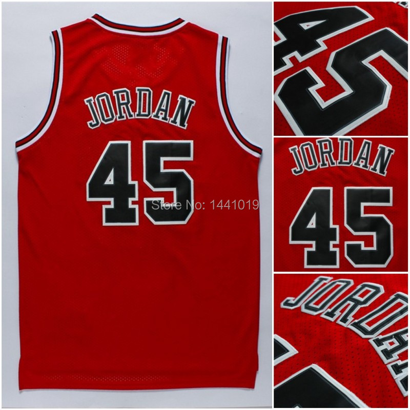 Online Get Cheap Embroidered Jordan Jersey -Aliexpress.com ...