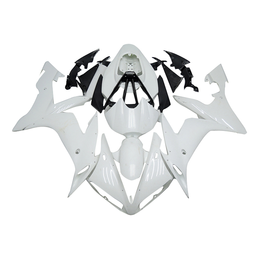 Injection Fairings For Yamaha YZF R1 04 05 06 YZF-R1 2004 2005 2006 ABS Motorcycle Fairing Kit Bodywork Unpainted Cowlings New(China (Mainland))