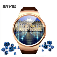 Newest Smart Clock Watch wacht NFC Bluetooth Smart Watches support SIM Heart Rate Monitor Connectivity For Apple Andriod phone