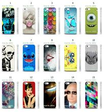 Mobile Phone Case Hot 1pc Monroe Ballon Hybrid Design Protective White Hard Case For IPHONE4 4S Free Shipping