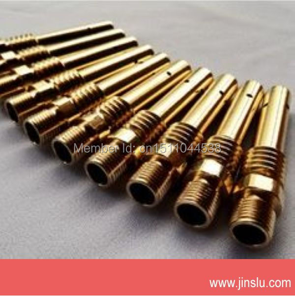 20PCS contact tip holders suitable for PANASONIC style MIG torch consumable 350A for welding machine(China (Mainland))