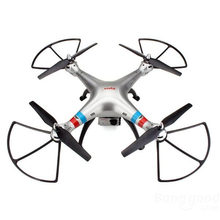 Syma X8G 2.4G 4CH With 8MP HD Camera Headless Mode RC Quadcopter Drones RTF Professional Drones