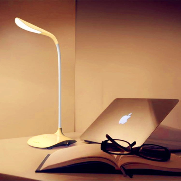 Style of simple the LED lamp reading lamp LED adjustable.Creative Folding Be Touch switch.Night light protection<br><br>Aliexpress