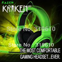 Kraken Pro Gaming Headset, Brand New, Gaming Headphone With Microphone, Without Retail Box, Fast& Free shipping, In stock.(China (Mainland))